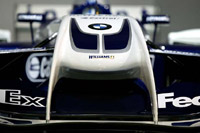 Le nez de la Williams FW26