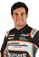 S. Pérez (Force India)