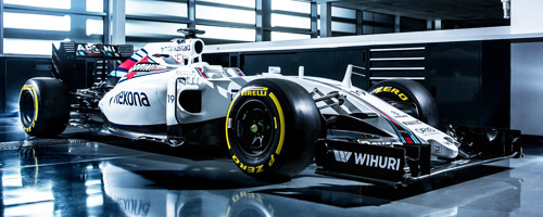Williams FW38