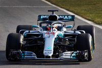 Mercedes F1 W09 EQ Power+