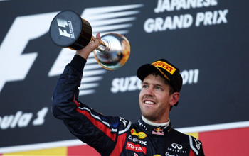 Button gagne et Vettel remporte son second titre mondial